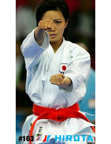 163 KATA Deluxe Hirota Karate Gi Size 6 (185cm)
